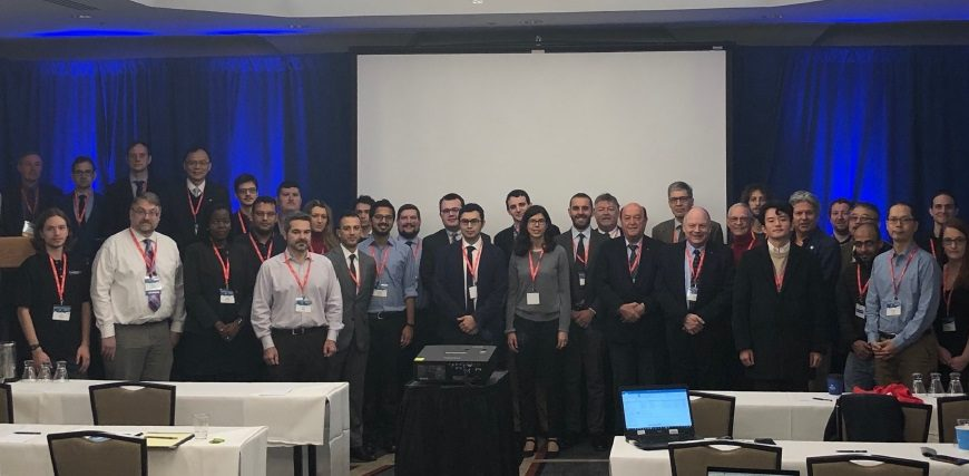 2nd IAA ICSSA 2020 participants in Washington DC